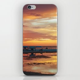 Sunset in Coche Island _ Venezuela iPhone Skin