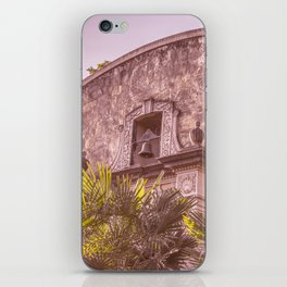 Palm Tree Summer - The Alamo iPhone Skin