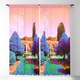 Ether Garden Blackout Curtain