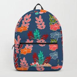 flowers Backpack