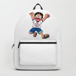 Luffy Kid Backpack