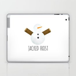 Jacked Frost Laptop & iPad Skin