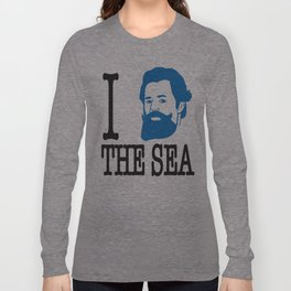 I __ The Sea Long Sleeve T-shirt
