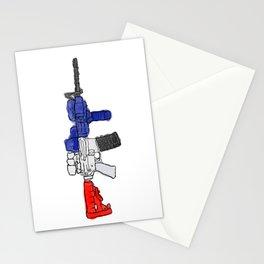 AR-FREEDOM Stationery Cards