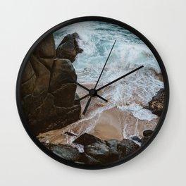 Pedregal, Mexico VII Wall Clock