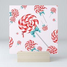 Lollies Mini Art Print