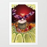 bath Art Prints featuring Bath by Devorah Greenberg