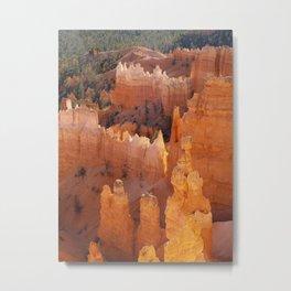 The Hoodoos of Bryce Canyon Metal Print