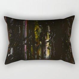Interpellation Rectangular Pillow