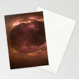 A Day in Space Stationery Cards