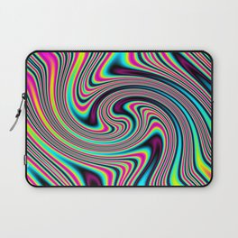 Colorful stripes Laptop Sleeve