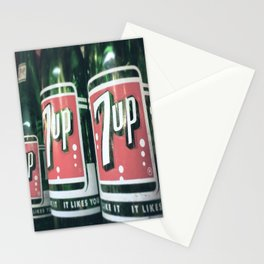 Heads Up 7up! Stationery Cards