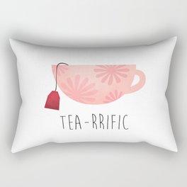 Tea-rrific Rectangular Pillow