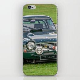Triumph Sports Car iPhone Skin