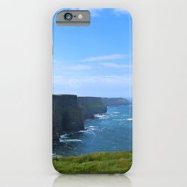 Cliffs of Moher iPhone Case