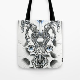 Alpha And Omega Kingdom Come Tote Bag
