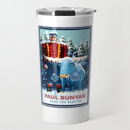 Landmark Series | MN Paul Bunyan Winter Travel Mug