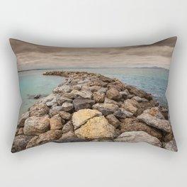 The breakwater Rectangular Pillow