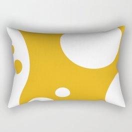 Arbitrary Orbit IX Rectangular Pillow