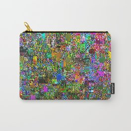 Yellowish Carry-All Pouch
