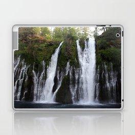 Burney falls Laptop & iPad Skin