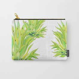 Sunlit Octopus Agave Carry-All Pouch