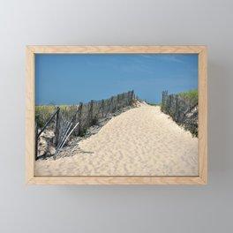 The Cape Framed Mini Art Print