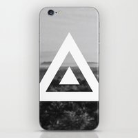 neverland iPhone & iPod Skins featuring Neverland by Canoe Point Designs