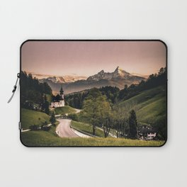 The famous Church of Maria Gern in Bavaria Germany Laptop Sleeve