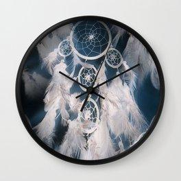 Pure Dreams Wall Clock