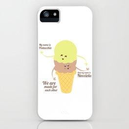 Ice-cream iPhone Case