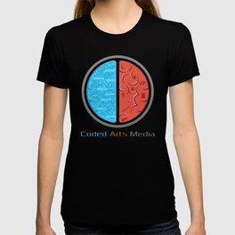 Coded Arts Media T-shirt