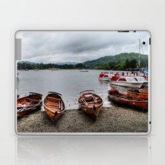 Ambleside Boats Laptop & iPad Skin