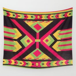 Rasta Tribal Wall Tapestry
