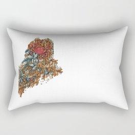 Maine (intertidal zone) Rectangular Pillow