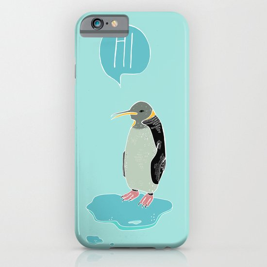 Penguin iPhone & iPod Case