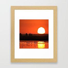 Doñana nuestro gran tesoro Spain Framed Art Print