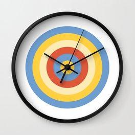 Target VIII Wall Clock