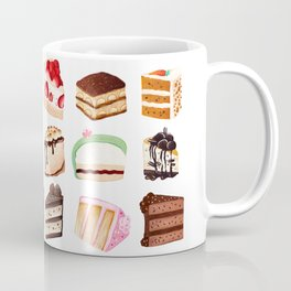 Yummy Cakes Coffee Mug