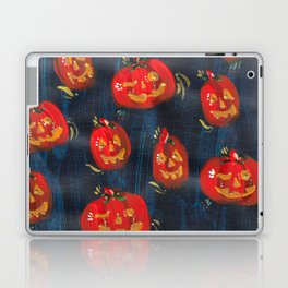Floating Jacks (Navy) Laptop & iPad Skin