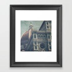 Duomo Framed Art Print