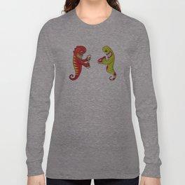 Flesh and Teeth's Long Sleeve T-shirt