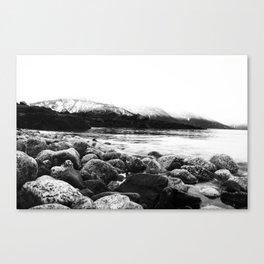 Smokey Bay Canvas Print