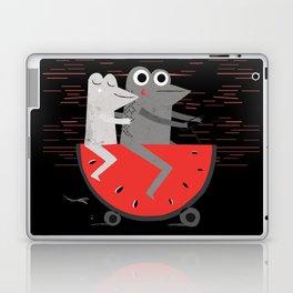Fun with frogs Laptop & iPad Skin