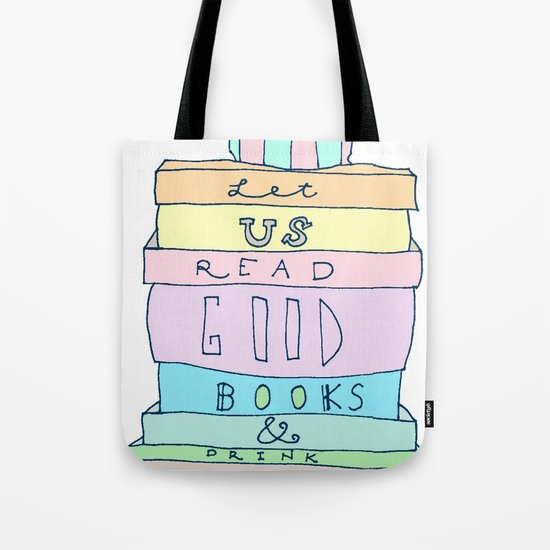 Good Books Tote Bag