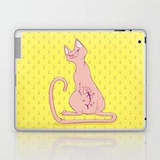 Cats with Tats Laptop & iPad Skin