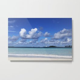 Bahamas Cruise Series 122 Metal Print