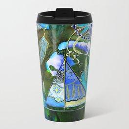 The Dream Boat Metal Travel Mug