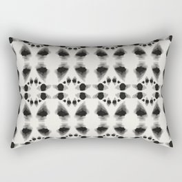 tie dye inspired Rectangular Pillow
