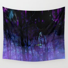 The Witches Haunt Wall Tapestry